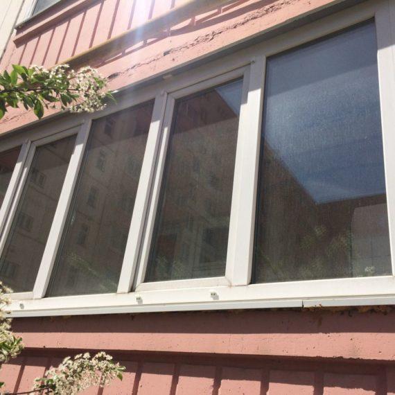 Пластиковые окна на балкон или лоджию в Оренбурге