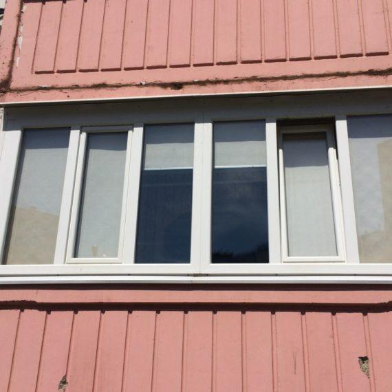 Остекление балконов в Оренбурге по низким ценам