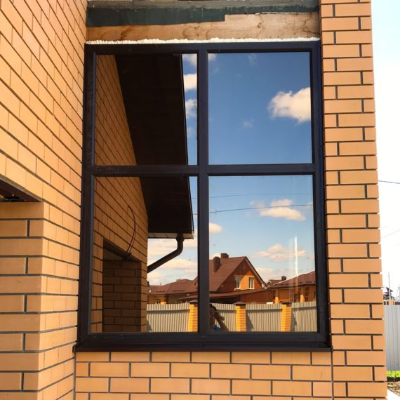 Остекление коттеджей и загородных домов в Оренбурге
