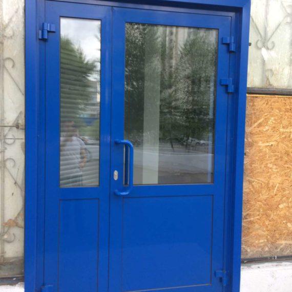Алюминиевые двери в Оренбурге по низким ценам