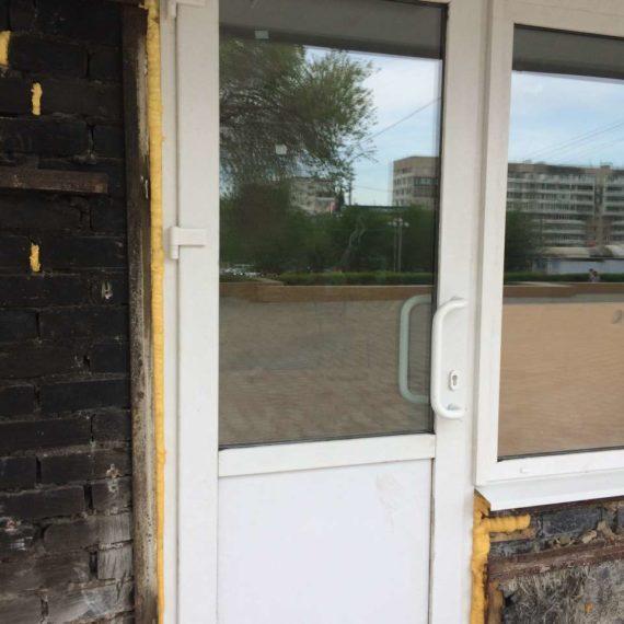 Балконная дверь в Оренбурге