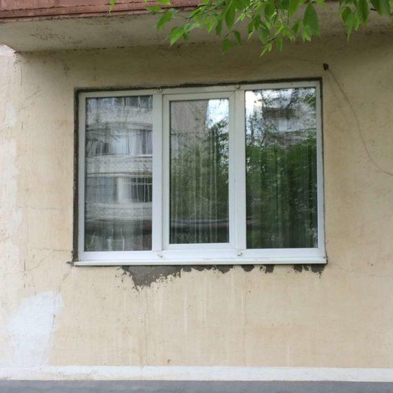 Пластиковые окна в панельный дом в Оренбурге