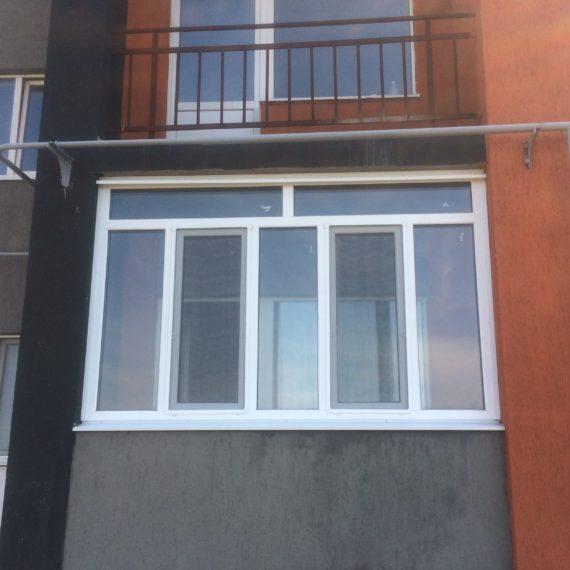 Остекление балконов 4 от компании