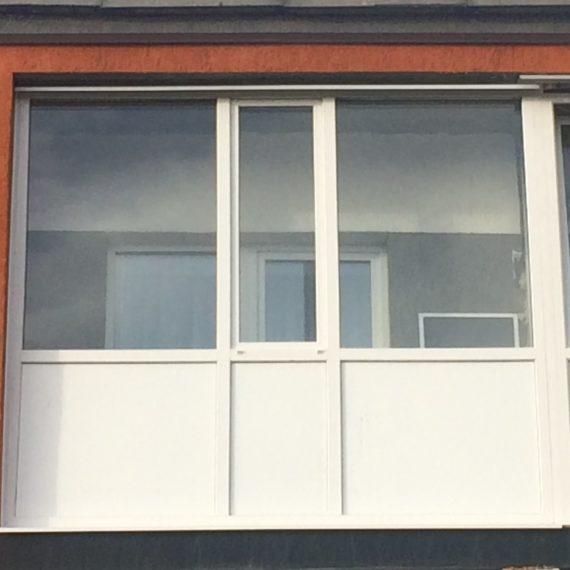Остекление балконов 5 от компании