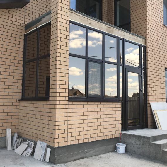 алюминиевые двери оренбург
